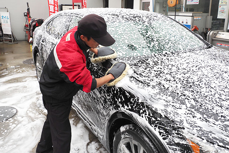 洗車コーティング