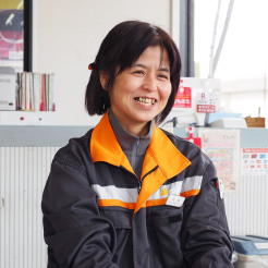 種子島石油LPガス事業部西之表本店のスタッフ