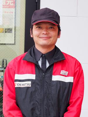 南種子SS 店長 小山マネージャー