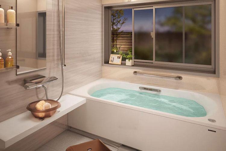 種子島石油の真心リフォーム バリアフリー 浴室リフォーム