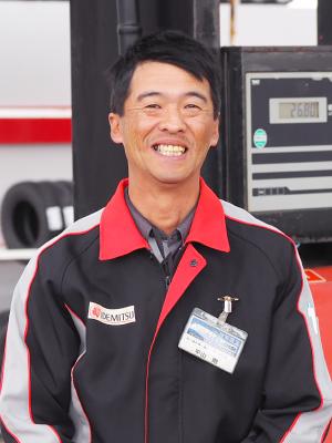 ルート58SS 店長 平山マネージャー