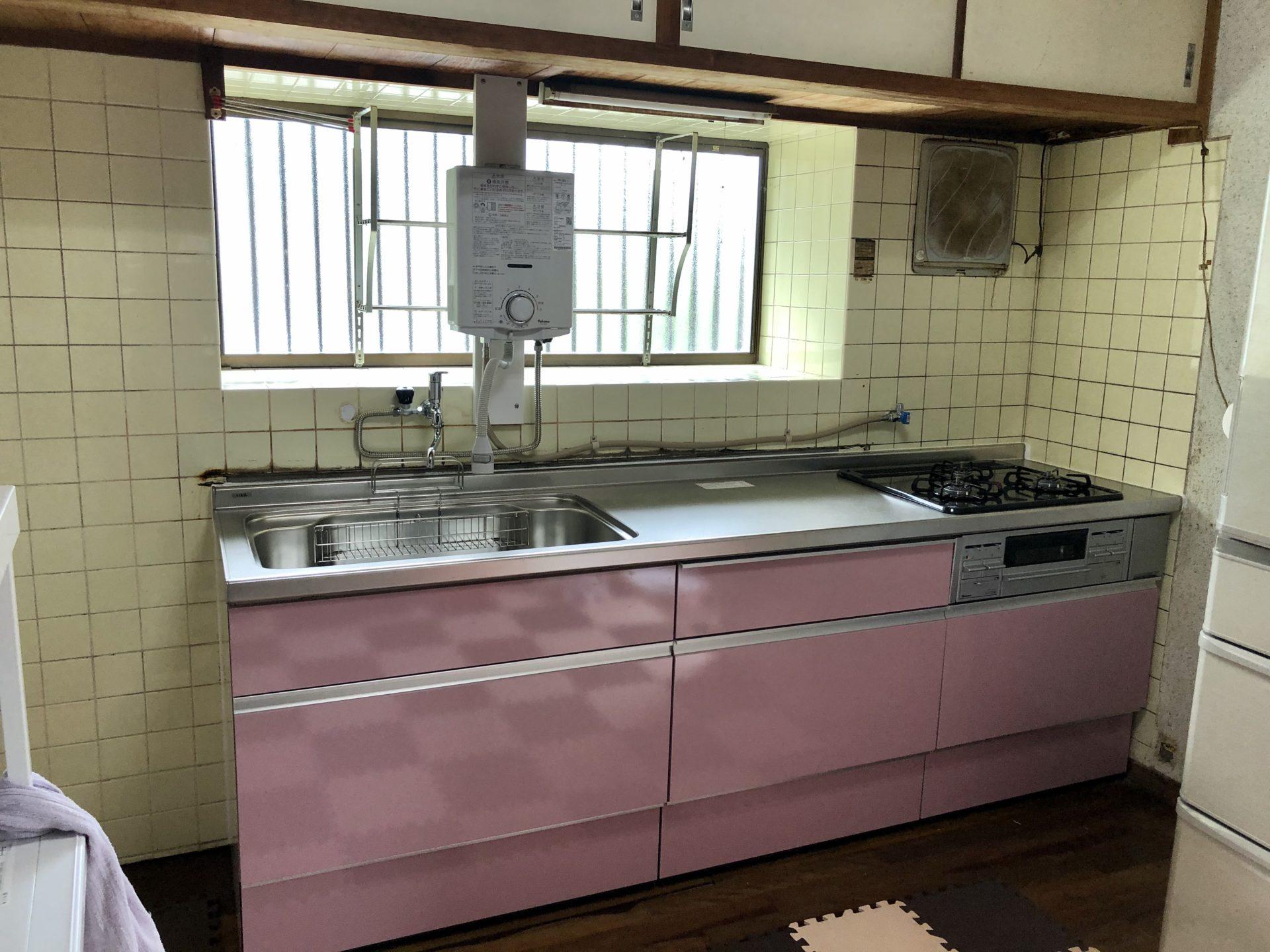 """LIXILキッチン""""アレスタ""""で快適調理とひろびろ収納♬だから、料理が楽しくなる!"""