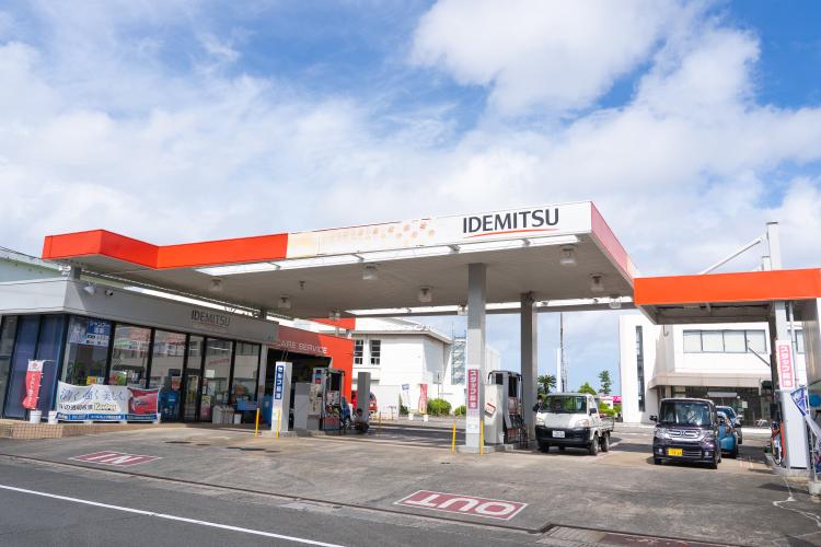 種子島石油 LPガス事業部 西之表エリア 西之表本店